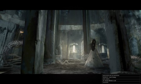 Snow White and the Huntsman design - Joel Chang